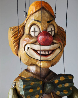foto: Eyebright Clown Marionette