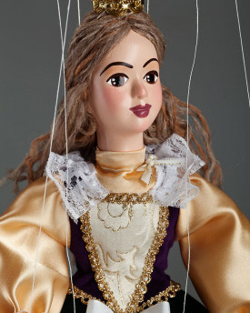 Princess Jane Czech Marionette Puppet