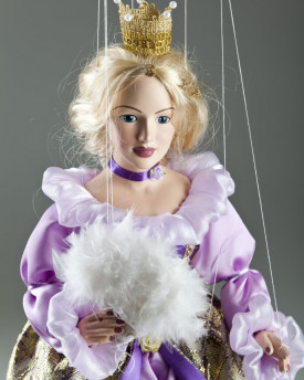 Princess Charlotte – beautiful string puppet