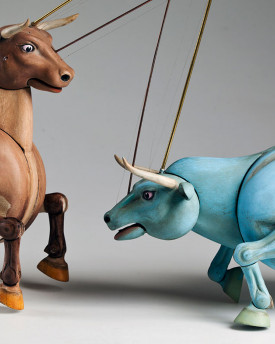 foto: Bull Marionettes