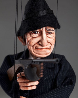 The God Father - Mafia Czech Marionette