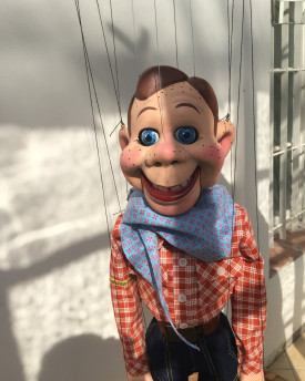 foto: Howdy doody Puppe