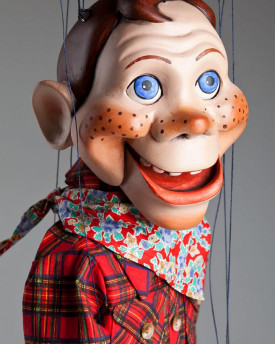 foto: Howdy Doody Marionette