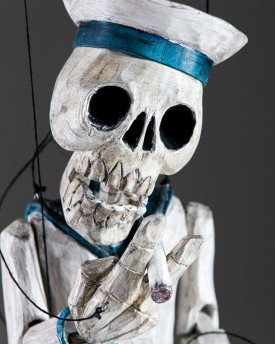 Sailor Jack – Skeleton Marionette