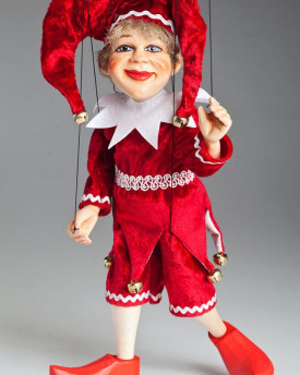 foto: Red Jester Marionette
