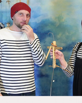 "foto: Workshop: Make ""ANY"" marionette"