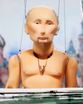 Animation Home - Pango - Putin and his daughter
