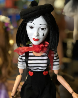 foto: Custom marionette from 3D file up to 40cm (16 inches)