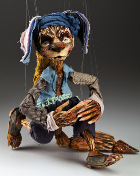 foto: Something like weasel marionette