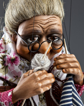foto: Old lady - Grandmother