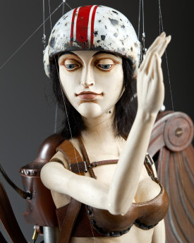 Sold marionette – Steampunk Angel