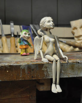foto: Make your marionette with Adan and Aleš - 7 days course